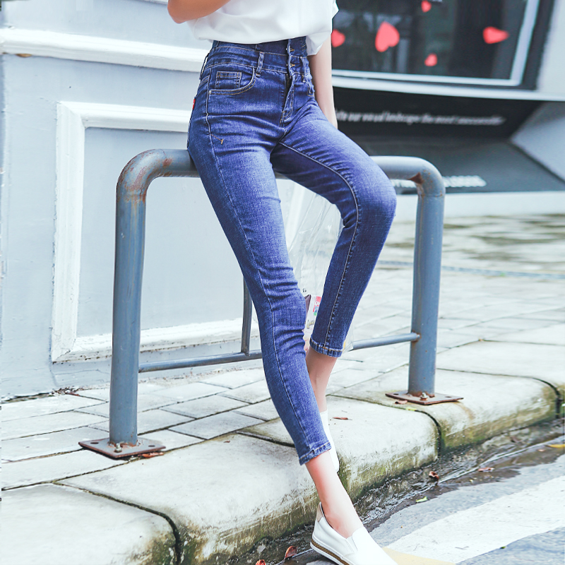 银轩牛仔裤