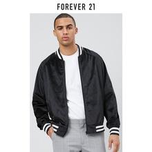 Forever 21 男子青春风格夹克