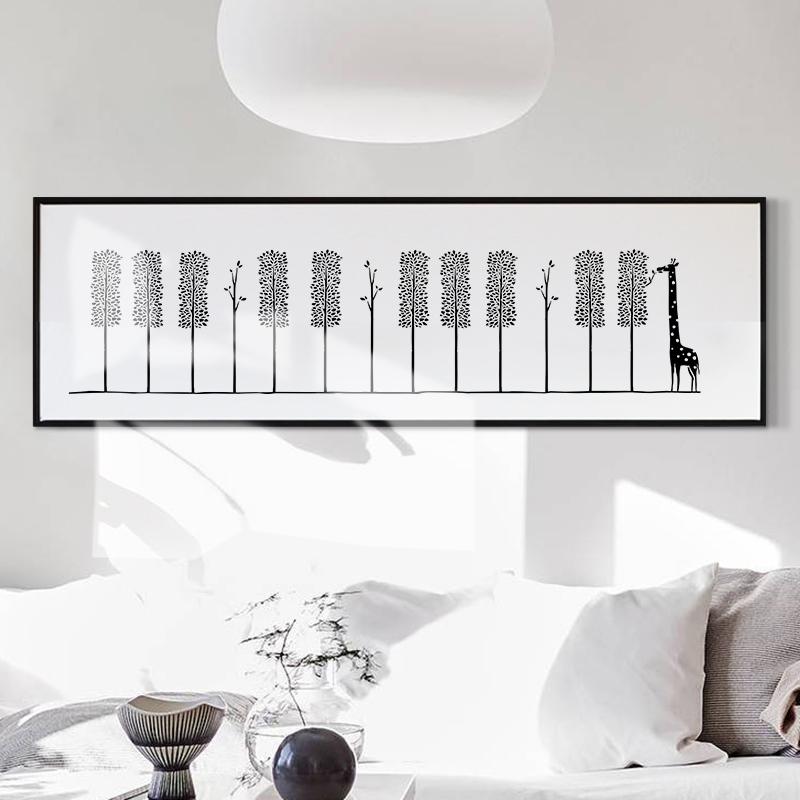 钢琴装饰画