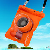 Sony a6000/5100 camera waterproof bag universal digital micro single diving cover swimming drifting underwater shot
