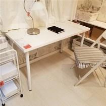 桌子经济型110单人学习桌卧室小型书桌60家用台式电脑桌90cm