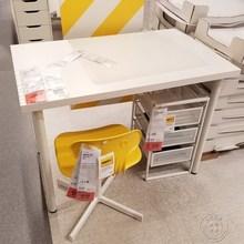 宜家国内代购利蒙阿迪斯桌子电脑桌学习桌儿童写字桌100X60厘米