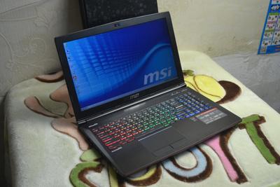 MSI/微星 GE62 6QD-1077XCN GT72 GL62 GP72  微星游戏笔记本电脑