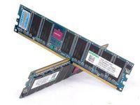 原装拆机Kingmax胜创威刚DDR 400 1G电脑台式机一代内存条兼容333