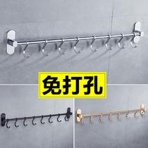 置物架吸盘免打孔壁挂墙上浴室三角家居卫生间用品用具洗澡间