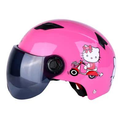 儿童安全帽电动车