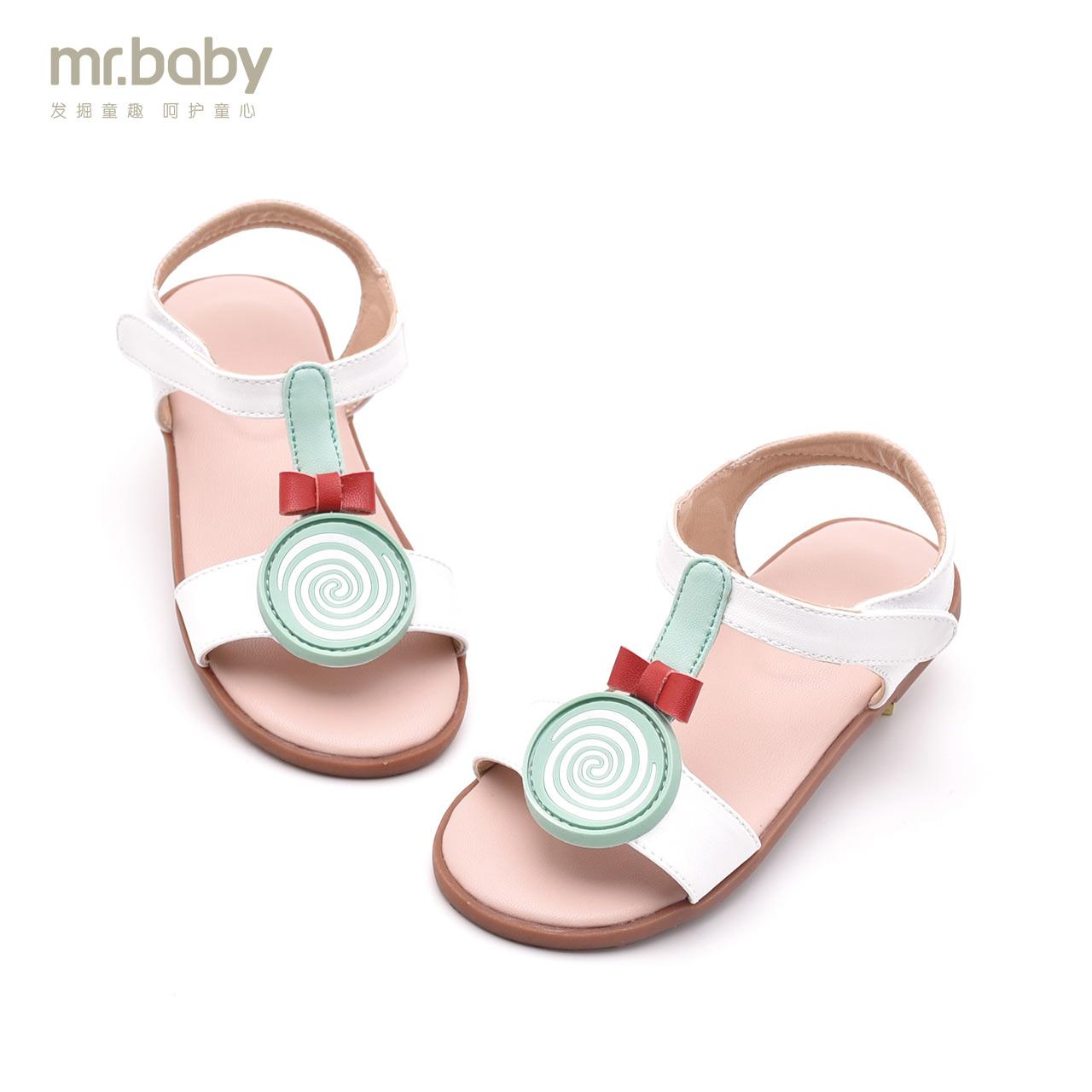 新款甜美女童鞋