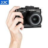 JJC handle is suitable for Fuji XT30 XT20 XT10 micro single camera metal protection base grip bracket