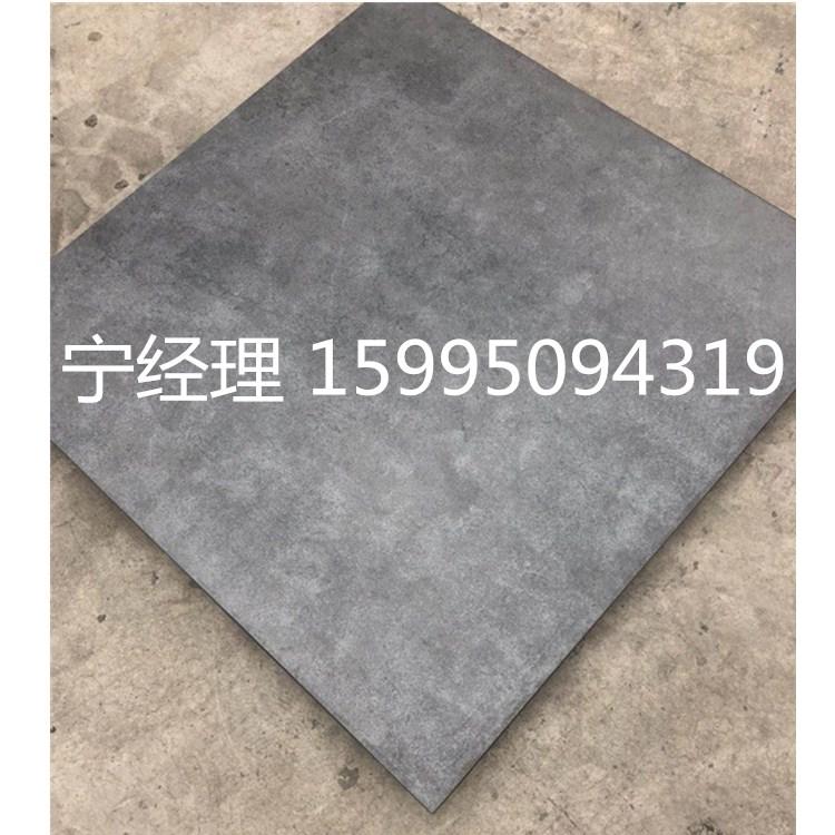 防600 600 陶瓷砖国标全钢高架活动学校亚光灰40静电地板机房