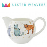 British Ulster Weavers Bone Porcelain 45% Bone Meal Counter Is a Cat Milk Tank Milk Tank