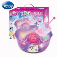 Disney children's cotton candy machine home diy handmade food production parent-child toy girl birthday gift