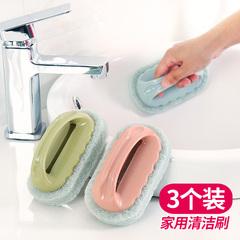 清洁海绵刷子