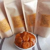 杏肉杏埔干農家特產杏干蜜餞果脯條特價 包郵 杏脯山西陽高酸甜散裝