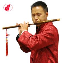 巴乌横吹紫竹G调F调专业演奏型学生大人乐器云南滇南古韵