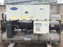 二手商用中央空调开利螺杆式冷水机组696KW开利30HXC200A图片