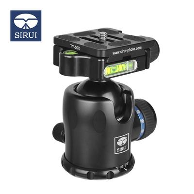 思锐K20X球型全景云台 专业单反相机微距摄像机独脚架 三脚架云台