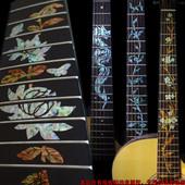 玄翔御指板贴纸贝壳镶嵌贴花木吉他配件表演抖音星空小猫鹿头?;? /></a></dt> <dd> <div class=