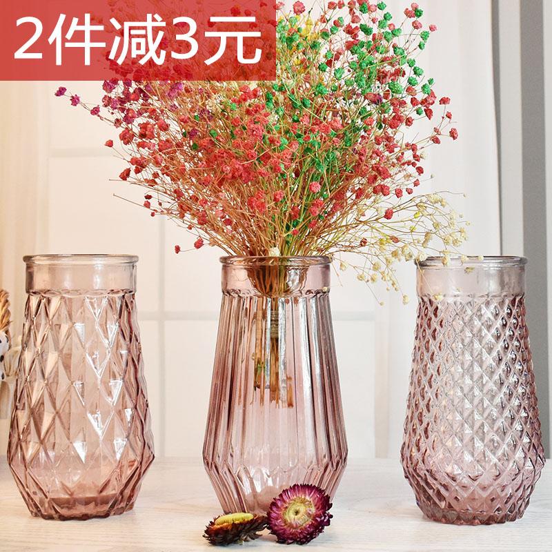 花瓶客厅插花创意