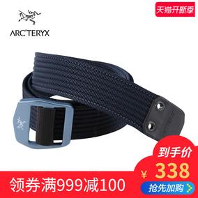 19新品 ARCTERYX/始祖鸟扎线织物腰带Conveyor Belt 17381/12129