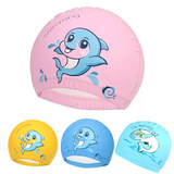 Grapefruit love kaka0523 children's multicolor summer swimming cap sunscreen beach hat