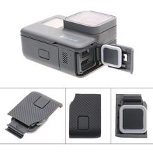 black防水侧盖充电盖子USB数据盖子HDMI盖 gopro hero7 For