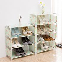 简约现代窄门厅柜省空间经济型简易门口鞋柜17cm北欧翻斗鞋柜超薄