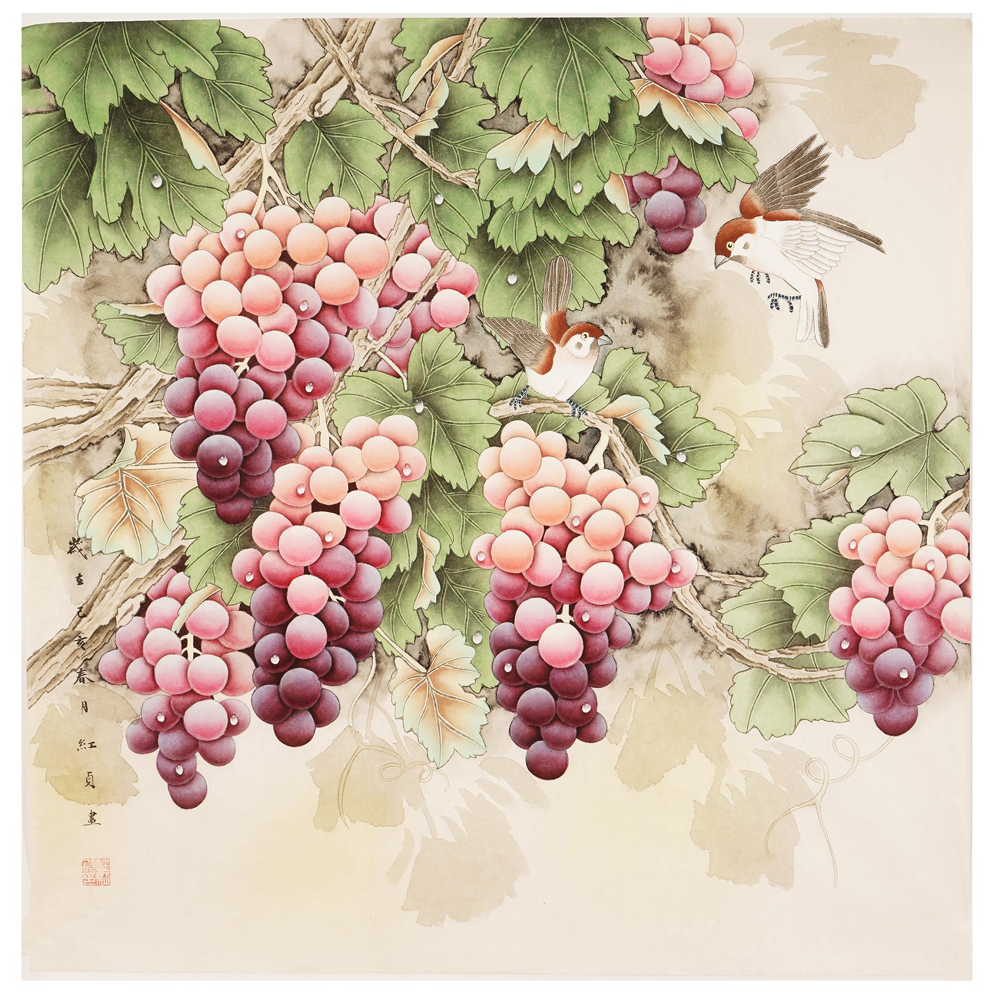 Китайская живопись Артикул 592592276179
