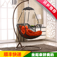 吊篮吊椅秋千摇椅单人吊床秋千室内阳台吊篮鸟巢摇摇椅藤椅躺椅