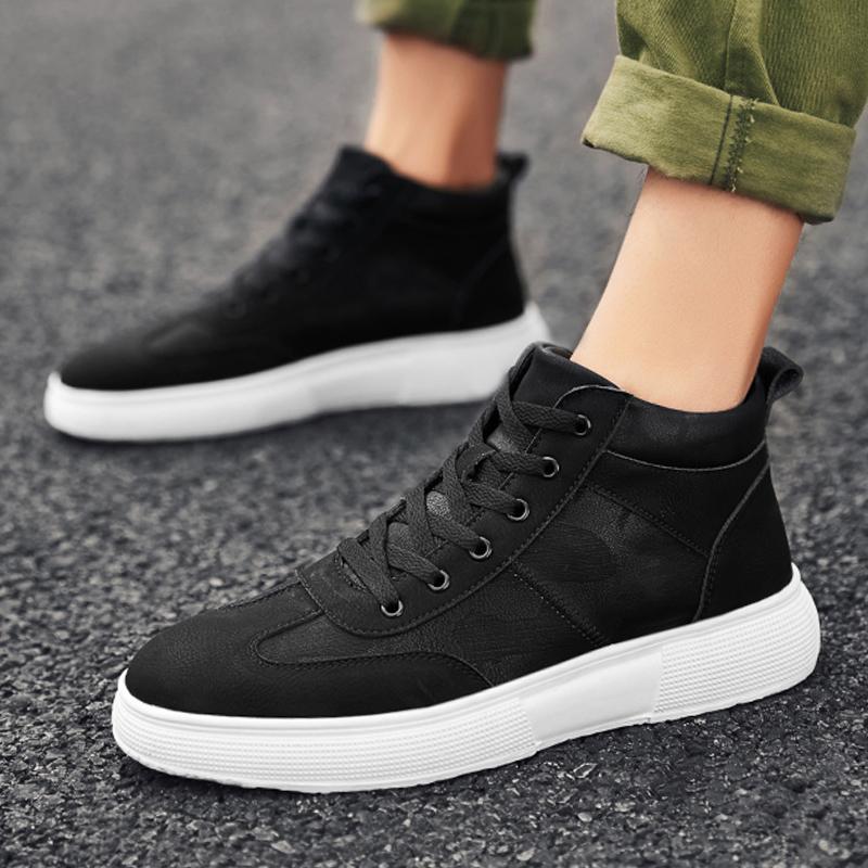 男款鞋子秋冬