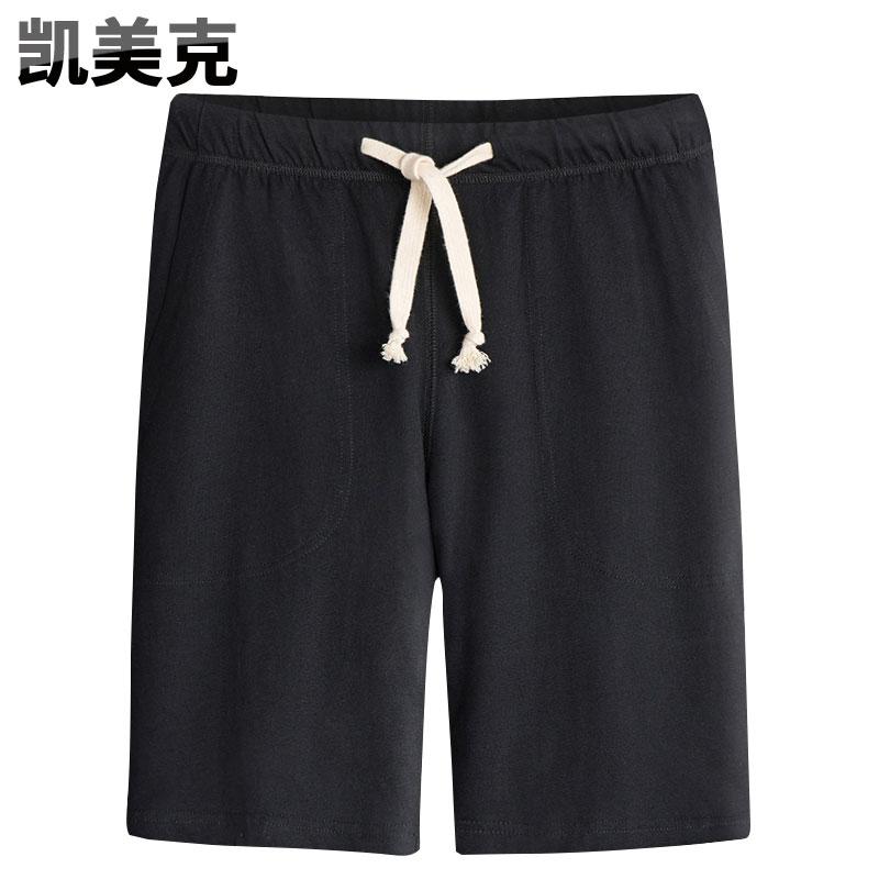 男装运动棉短裤