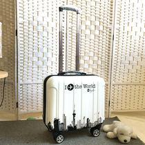 寸2422拉杆箱万向轮旅行箱密码箱行李箱男女登机箱牛津布软皮箱