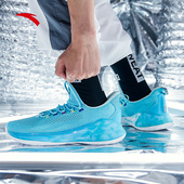 汤普森KT4系列2019夏款 11921668 低帮轻骑兵篮球鞋 男鞋 安踏篮球鞋