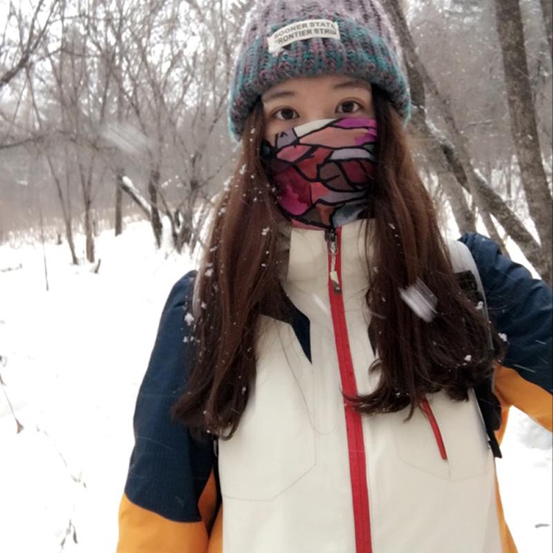 雪山冲锋衣女潮牌韩国三合一两件套户外可拆卸秋冬滑雪服防护外套