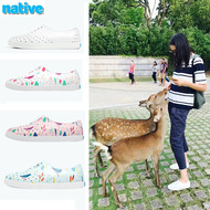 2019新款正品native shoes jericho夏季洞洞鞋女士凉鞋平底休闲鞋