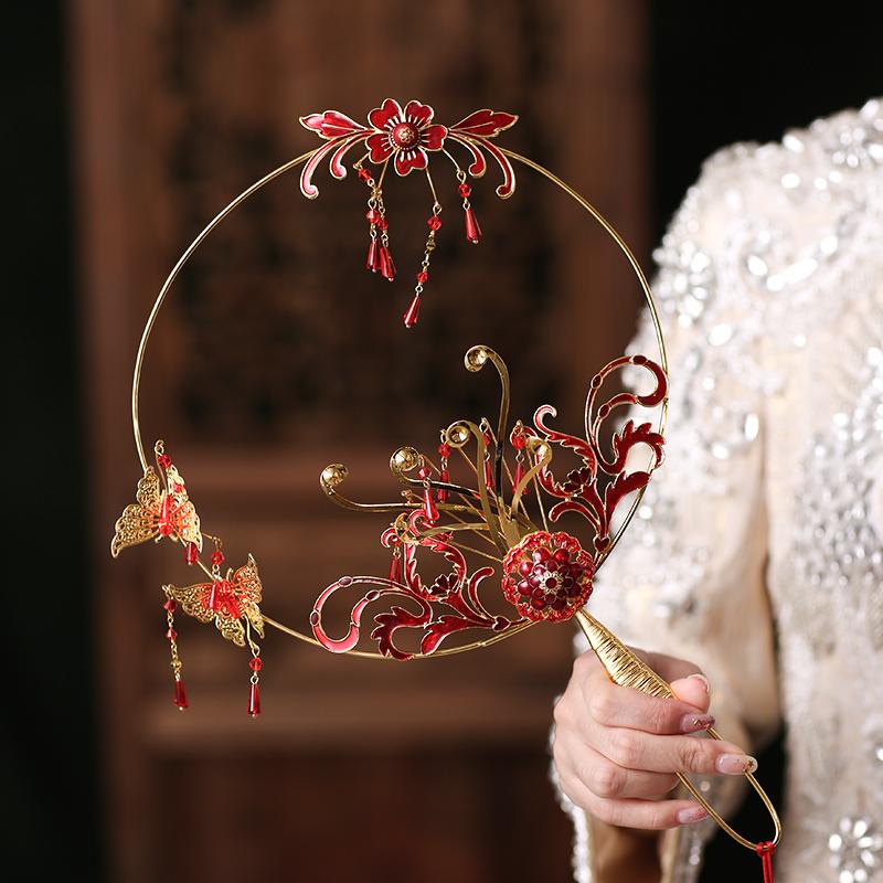 Аксессуары для китайской свадьбы Артикул 579093861275