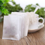 1 thousand 6.2*9.8 cotton drawing tea bags, tea bags, tea bags, tea bags, filter paper bags, Chinese medicine bags