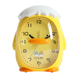 Polaris mute students small alarm clock cartoon children's music with Night Light alarm clock electronic bedside living room bedroom