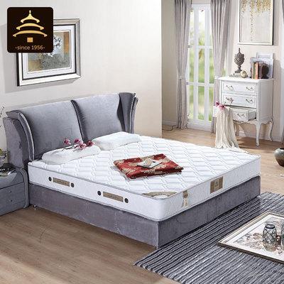 天坛席梦思床垫 20cm厚软硬两用1.8米3E椰梦维1.5m棕垫 弹簧床垫
