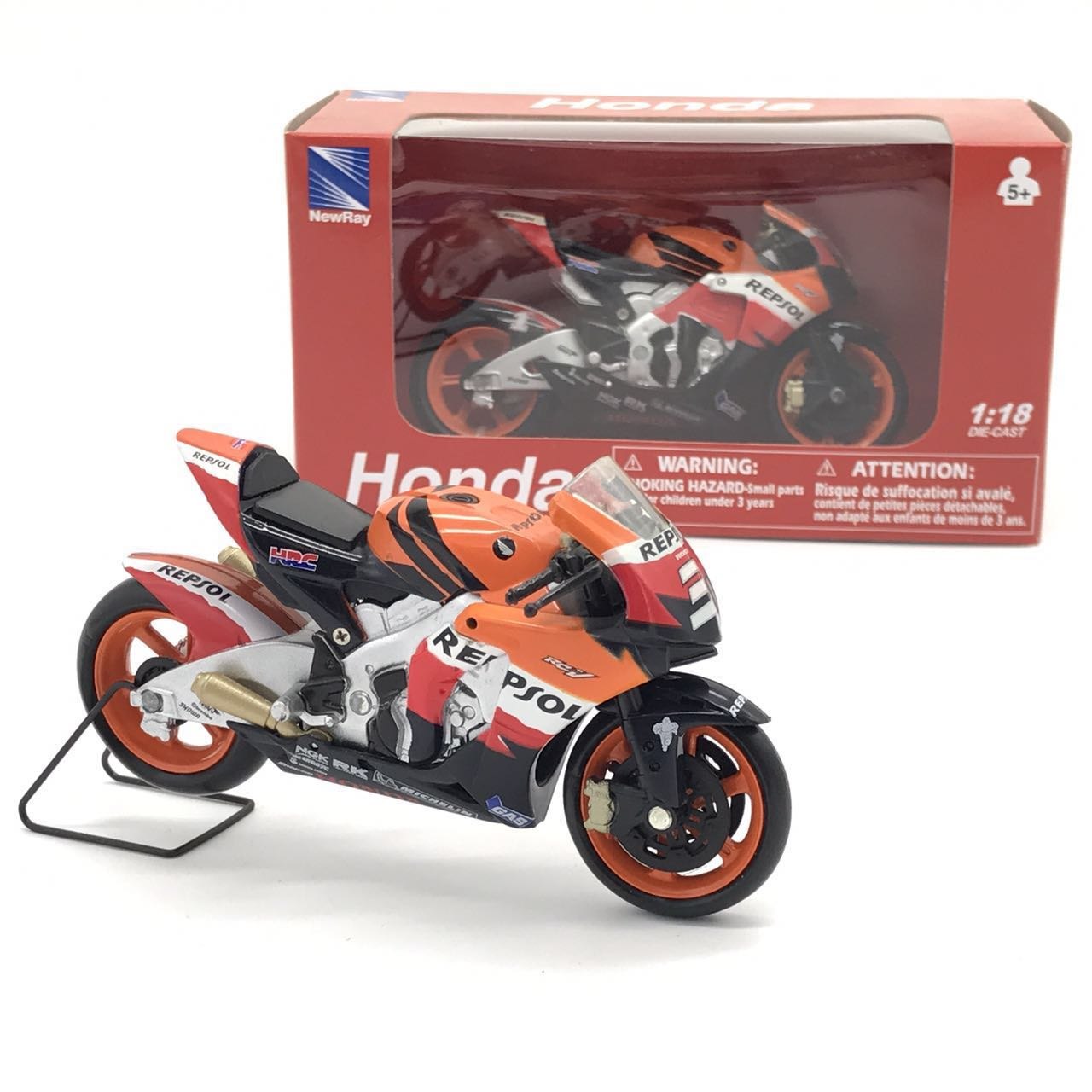 honda摩托车模型