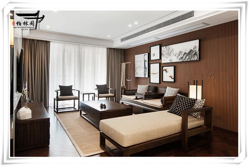 新中式沙发客厅沙发