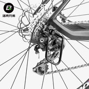 Rock brothers mountain bike rear dial protector protection frame protection frame road bike transmission protection rod