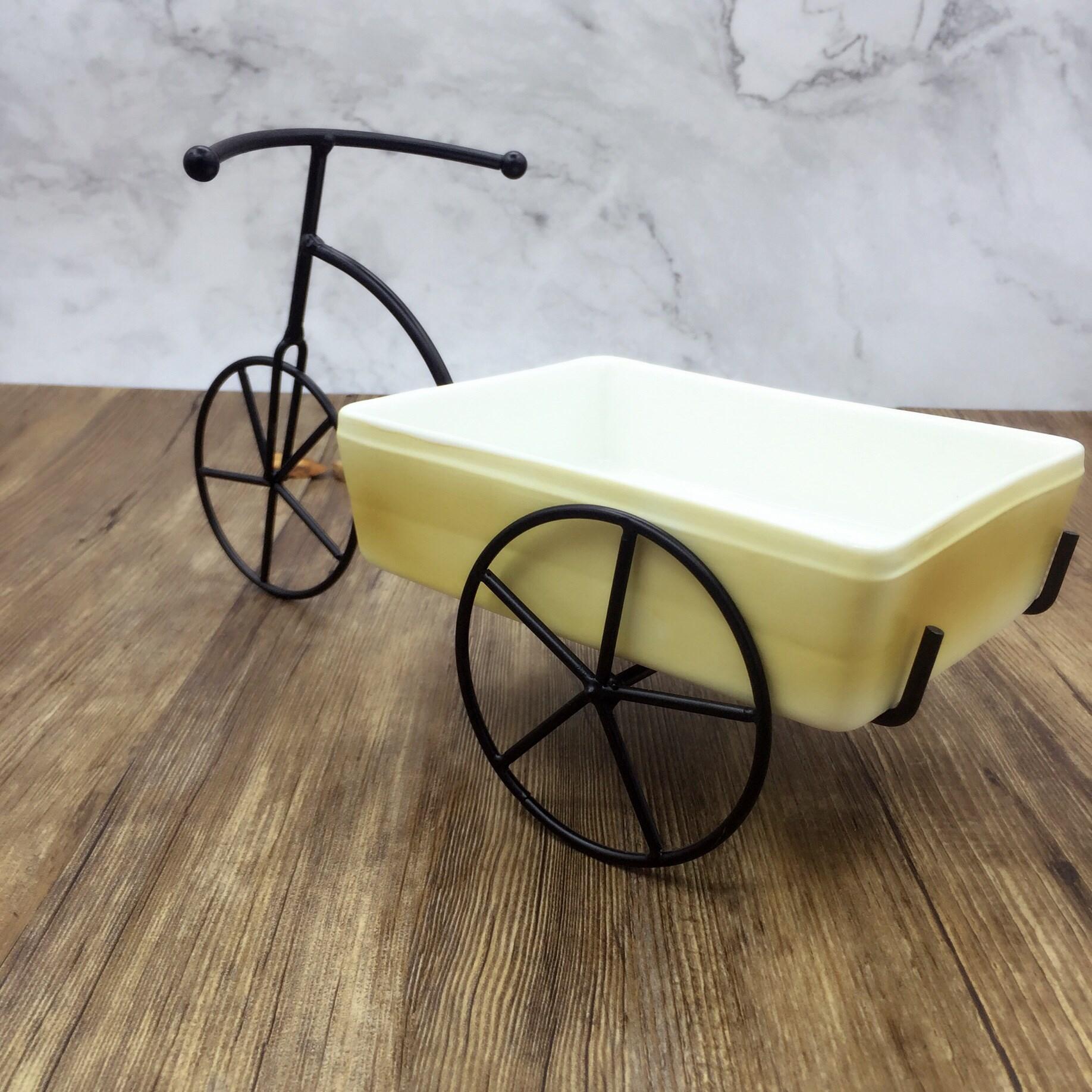 创意自行车餐具酒店个性主题餐厅创意菜意境菜餐具仿古火锅餐具