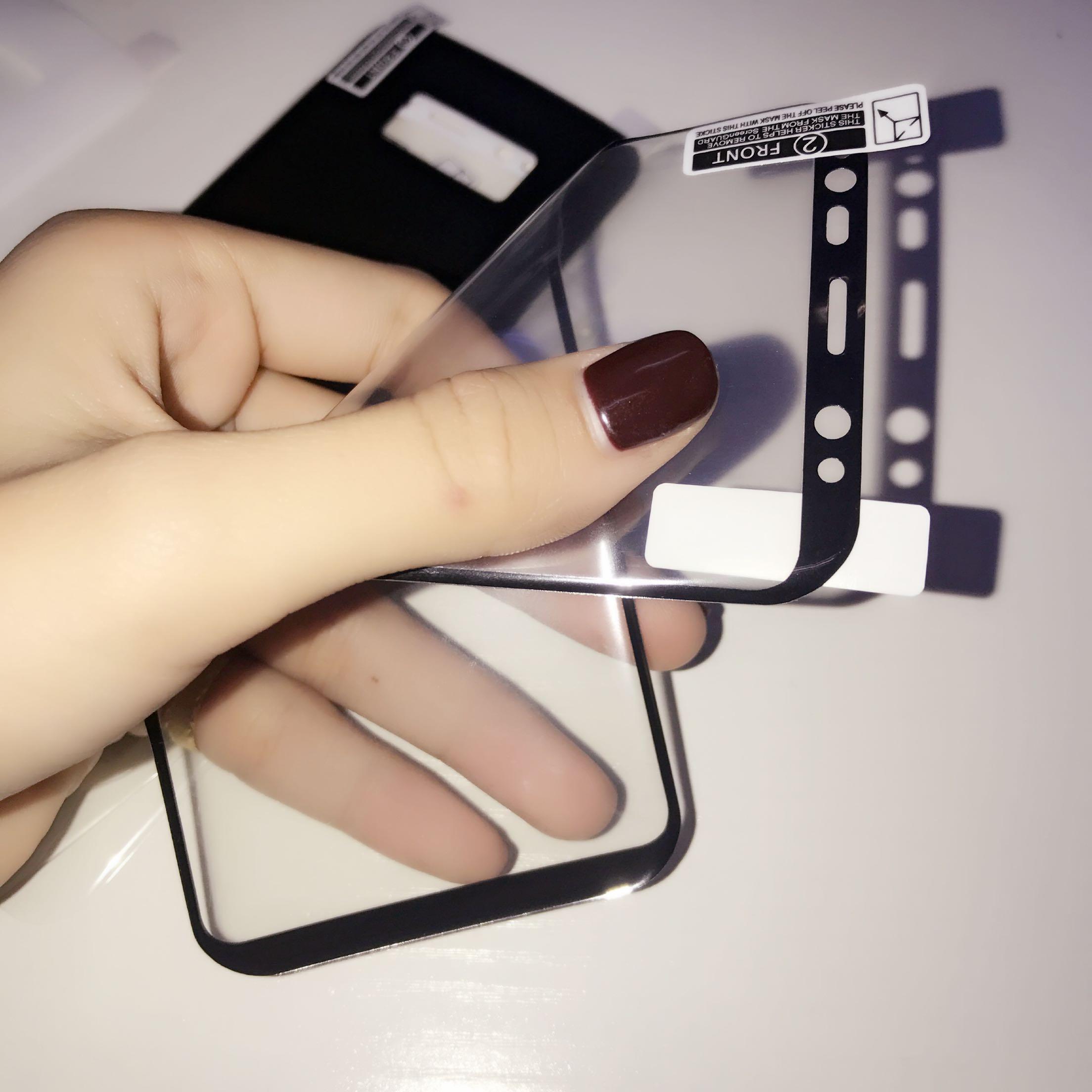 三星Note8手机膜S8 Plus全屏曲面软膜高清膜s7edge软膜pet保护膜
