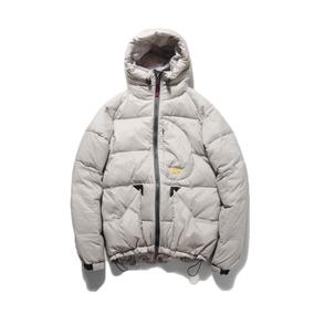 BENT IDEA新款 欧美连帽羽绒服欧美潮牌青年加厚保暖学生修身款潮