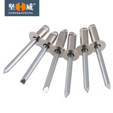 304 stainless steel countersunk core pulling rivet decoration nail flat head pull rivet M3.2 M4 M5