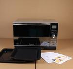 Panasonic/松下 NN-DS591M微波爐家用智能蒸汽烤箱水波爐變頻一體