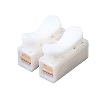 Push-type copper terminal block power cord fast to connector wire connector crimping column home electrician artifact