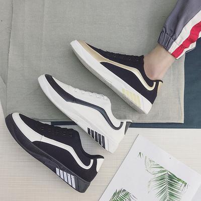 2018夏季帆布鞋男百搭男鞋運動板鞋韓版潮流鞋子男休閑鞋潮鞋春季