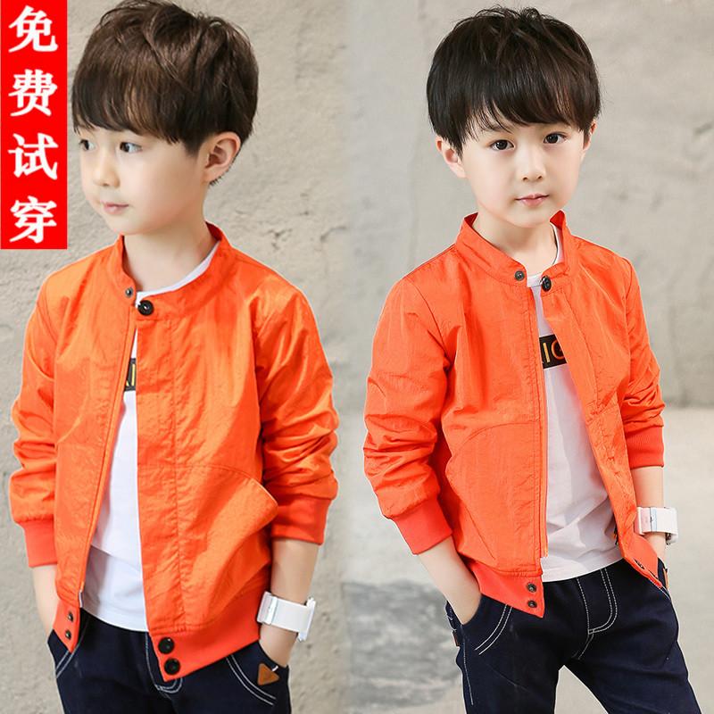 男童韩版外套潮时尚潮