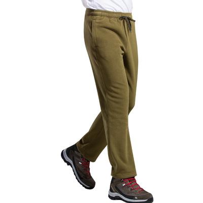 33000ft户外男抓绒裤 冬季加厚加绒保暖冲锋裤内胆 摇粒绒长裤